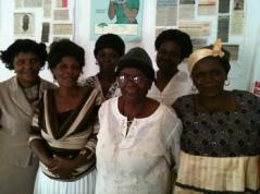 participantes a une session PRH au Zimbabwe