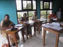 session a Kinshasa