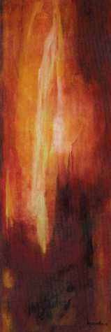 l'or des cimes002 tableau de Magy Masselter