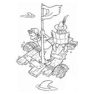 coloriage-bateau-coule